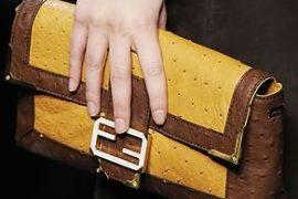 Fashion Week Fall 2010: Fendi Handbags