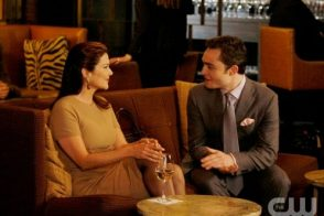 """Gossip Girl: """"He also told me kids wear suits to kindergarten and blue-chip stocks are great for birthday gifts."""""""