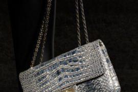 Chanel 2.55 Reissue Alligator Flap Bag