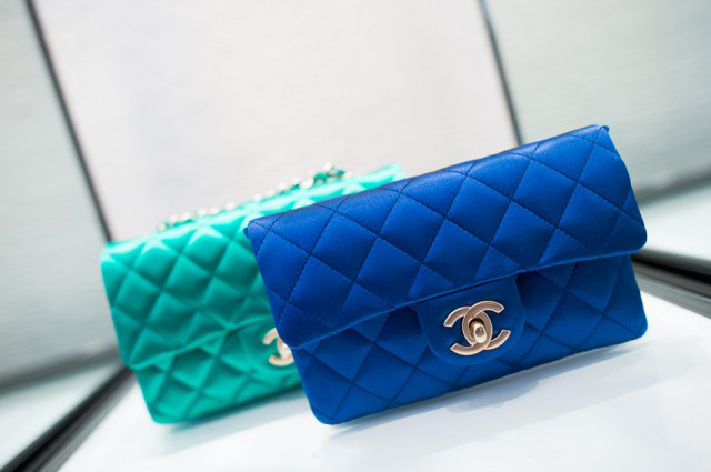 Chanel Spring 2013 Classic Flaps