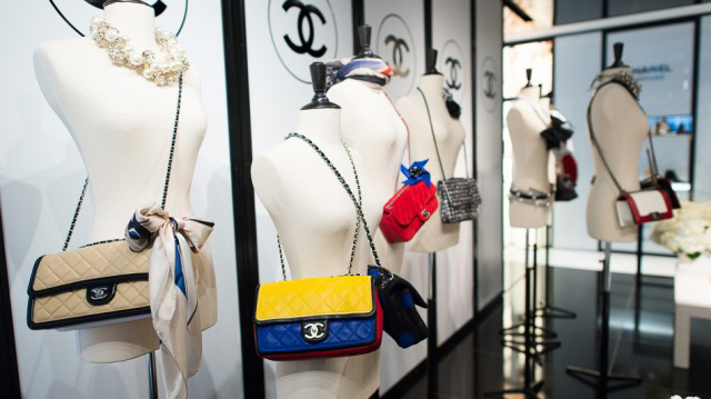 Chanel Spring 2014 Flap Bags