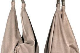 De Couture Chain Strap Hobo