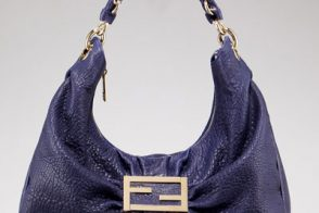 Fendi Mia Chain Strap Hobo