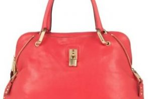 Marc Jacobs Paradise Rio Leather Tote
