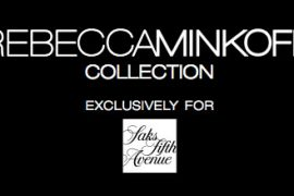 Rebecca Minkoff Exclusive Saks Collection