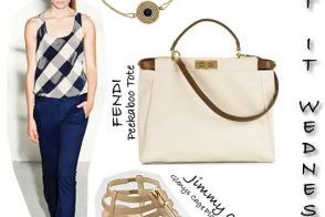 Want it Wednesday: Blue and Neutral Hues