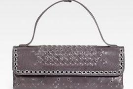 Bottega Veneta Perforated Leather Bag