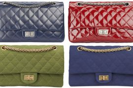 Vote: Which of these Chanel 2.55 Bags would you choose?