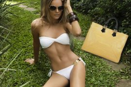 Want it Wednesday: Fendi Twins Tote with Poko Pano Bikini