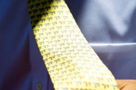 Weekend Obsession: Hermes Silk Ties