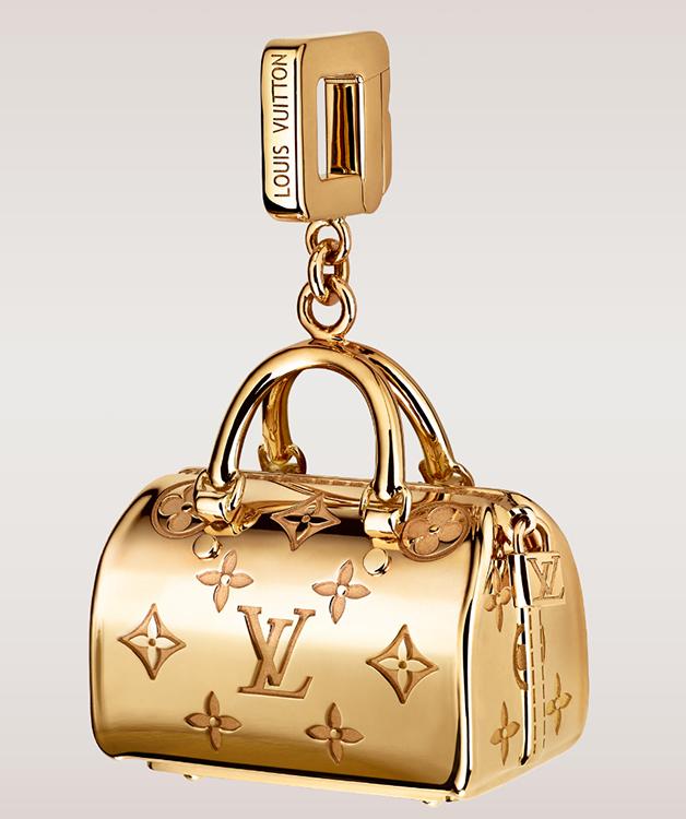 Louis Vuitton Speedy Empreinte Charm