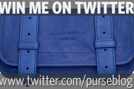 Twitter Giveaway: Proenza Schouler Wallet