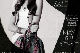 Botkier Sample Sale: Friends and Family Night for PurseBlog!