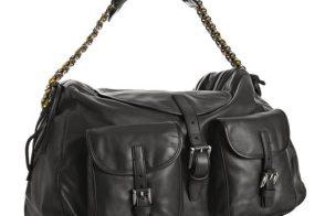 Take a look past the traditional Balenciaga bag