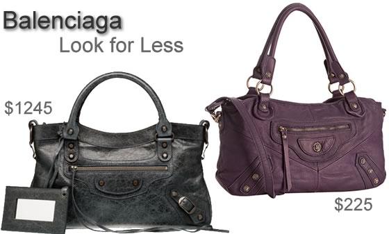 ysl handbags for cheap - Look for Less: Balenciaga - PurseBlog