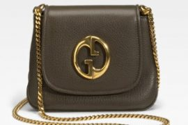 This retro Gucci crossbody bag has my attention