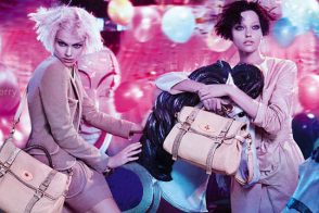Mulberry to design collection for Target