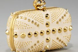McQueen may be gone, but the brand's box clutches endure