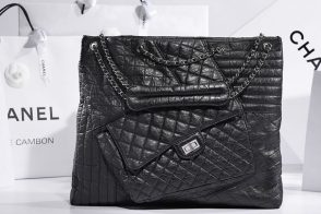 Love It or Leave It: Chanel Lambskin Tote with Exterior Pocket