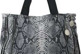 Not keen on Python Skin? Turn to Stella McCartney