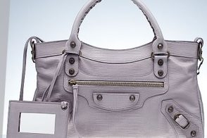 Balenciaga 10th Anniversary Special Edition: Lizard Embossed