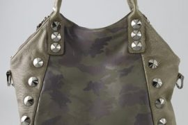 The Be & D Barclay Tote goes camouflage