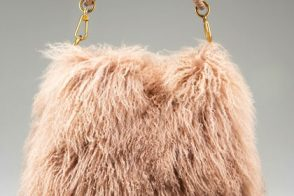Dior reminds us why fur bags are a bad idea