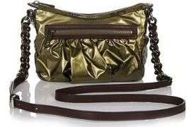 Is this Marc Jacobs Crossbody a Mini Parachute?