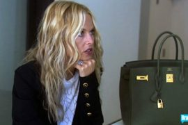 "Rachel Zoe Project: ""How do you pose without a train? I mean, it's tricky."""