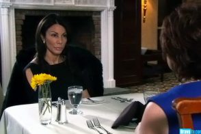 "RHNJ: ""She's like herpes, it never goes away."""