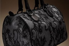 Valentino is all about Lace for Fall
