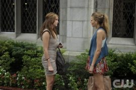 """Gossip Girl: """"Once men have tasted caviar, it baffles me how they settle for catfish."""""""