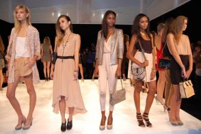 Ladylike Styles Reign at Rebecca Minkoff Spring 2011