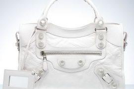 Would you buy a white Balenciaga bag?