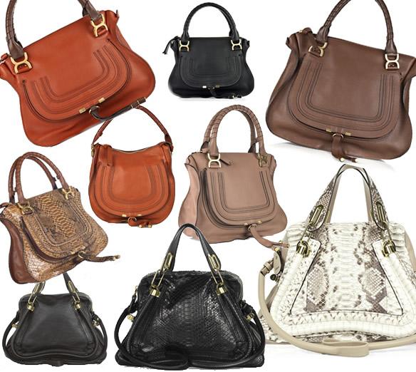 chloe purse marcie