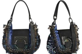 Is this DVF bag terrible, or just insane enough to be fabulous?