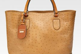 Gucci makes its spring debut with…a lot of tan