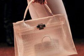 Fashion Week Handbags: Hermes Spring 2011