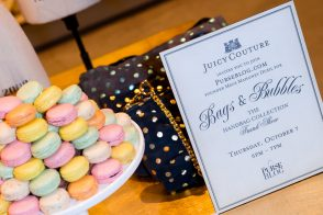 Juicy Couture Bags & Bubbly Wrap Up