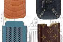 The Battle of the Luxury iPhone Cases