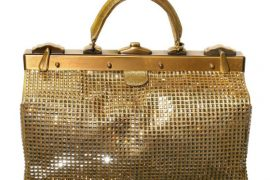 Balmain finally makes something that looks like a Balmain handbag