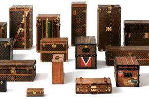Louis Vuitton celebrates 100 Legendary Trunks