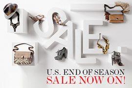 Net-A-Porter End Of Season Sale