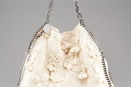 Crochet is in for spring, so says Stella McCartney