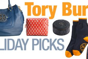 My Tory Burch Holiday Picks