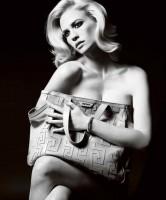 January Jones for Versace 1