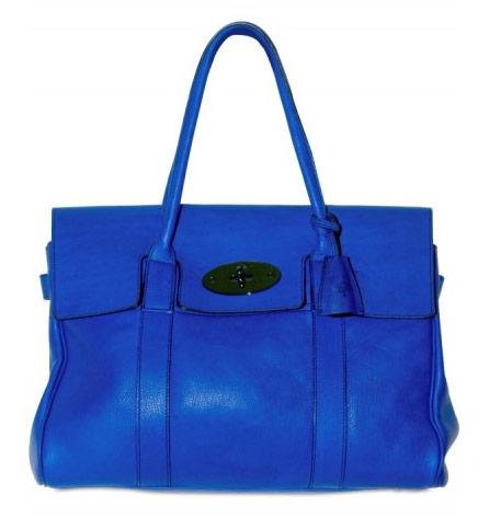f5af2b9d45fd I can t resist Mulberry s blue Bayswater - PurseBlog