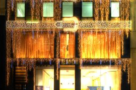 NYC Holiday Store Fronts