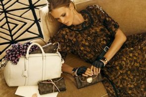 The Louis Vuitton Cruise 2011 lookbook is out and it is gorgeous