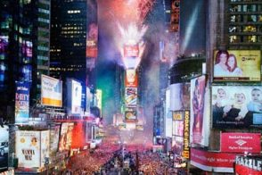 Five things that you can get away with on New Year's Eve that don't fly in real life